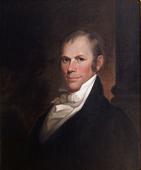 Secretary of State Henry Clay