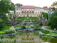 Philbrook Museum of Art, one of the nation's top fifty