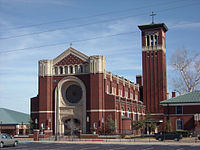 The Cathedral of Our Lady of Perpetual Help in Oklahoma City