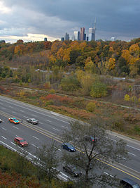 List of north–south roads in Toronto