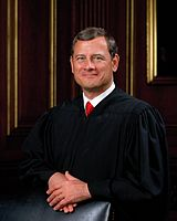 17th Chief Justice of the United States John Roberts (AB, 1976; JD, 1979)