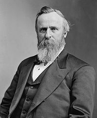19th President of the United States Rutherford B. Hayes (LLB, 1845)<ref>{{cite web |title=HLS's first alumnus elected as President—Rutherford B. Hayes |url=https://today.law.harvard.edu/hlss-first-alumnus-elected-as-president-rutherford-b-hayes/ |publisher=Harvard Law Today |access-date=21 September 2020}}</ref>
