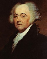 2nd President of the United States John Adams (AB, 1755; AM, 1758)<ref>{{cite web |last1=Barzilay |first1=Karen N. |title=The Education of John Adams |url=https://www.masshist.org/object-of-the-month/objects/the-education-of-john-adams-2007-06-01 |publisher=Massachusetts Historical Society |access-date=20 September 2020}}</ref>