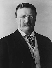 26th President of the United States and Nobel Peace Prize laureate Theodore Roosevelt (AB, 1880)<ref>{{cite web |title=Theodore Roosevelt - Biographical |url=https://www.nobelprize.org/prizes/peace/1906/roosevelt/biographical/ |publisher=Nobel Foundation |access-date=21 September 2020}}</ref>