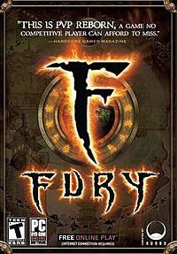 Fury (video game)