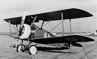 RAF Sopwith Camel. In April 1917, the average life expectancy of a British pilot on the Western Front was 93 flying hours.