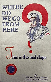 A 1919 book for veterans, from the US War Department