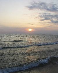 Lake Michigan is shared by four Midwestern states: Michigan, Indiana, Illinois, and Wisconsin.