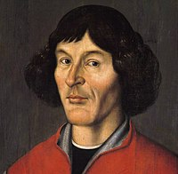 Nicolaus Copernicus, the 16th century Polish astronomer who formulated the heliocentric model of the solar system that placed the Sun rather than the Earth at its center