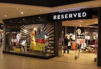 Reserved is Poland's most successful clothing retailer, operating over 1,700 stores worldwide.