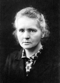Physicist and chemist Maria Skłodowska-Curie was the first person to win two Nobel Prizes. She also established Poland's Radium Institute in 1925.