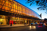 The Art Gallery of Ontario is an art museum and the second most visited museum in Toronto.