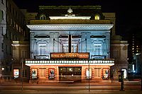 Toronto is the world's third largest centre for English-language theatre, home to venues like the Royal Alexandra Theatre, the oldest continuously operating theatre in North America.
