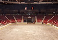 """The Herb Brooks Arena in Lake Placid (c. 2007), site of the """"Miracle on Ice"""" in 1980"""
