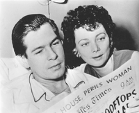 Ray and wife Marilyn Morrison Ray in a photo dated 1954