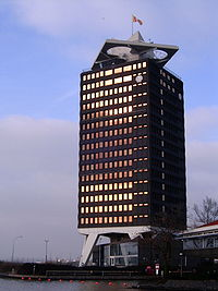 Former Shell Research and Technology Centre, Amsterdam