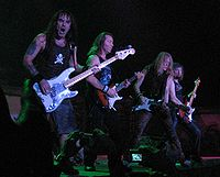 List of awards and nominations received by Iron Maiden