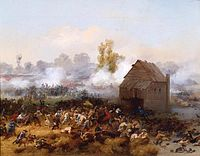 Order of battle of the Battle of Long Island