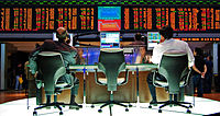 Trading panel of the São Paulo Stock Exchange is the second biggest in the Americas and 13th in the world.