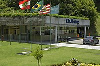 Hering, in Santa Catarina, Brazil. The country has one of the 5 largest textile industries in the world