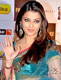 List of awards and nominations received by Aishwarya Rai