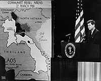 President Kennedy's news conference of March 23, 1961
