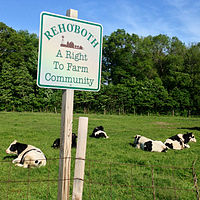 Rehoboth is a Right to Farm community