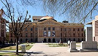 The Arizona State Capitol, which used to house the state legislature, is now a museum.