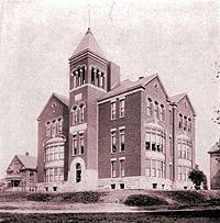 Lexington Theological Seminary (then College of the Bible), 1904