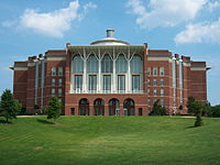 William T. Young Library at the University of Kentucky, Kentucky's flagship university.