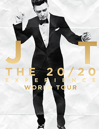 The 20/20 Experience World Tour
