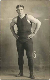 Frank Gotch, 20th century professional wrestler