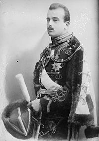 Grand Duke Boris Vladimirovich of Russia