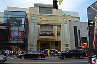 The Dolby Theatre, venue for the Academy Awards