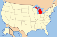 Index of Michigan-related articles