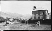 Mosque in Paghman, 1924
