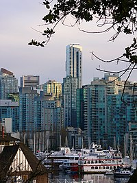 Architecture of Vancouver