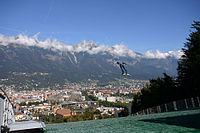 Innsbruck hosted the 1964 and 1976 Winter Olympics, as well as the 2012 Winter Youth Olympics, the first in history.
