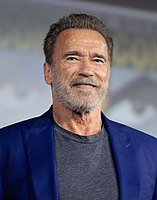 Arnold Schwarzenegger is a well-known Austrian and American actor