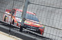 Kyle Busch was the fastest in the final practice session.