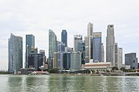 List of tallest buildings in Singapore