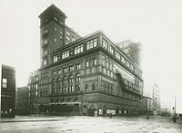 Carnegie Hall in 1910