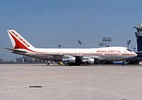 Air India Flight 855