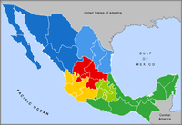 Administrative divisions of Mexico