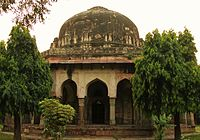 Tomb of Sikandar Lodi