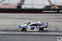 Chase Elliott started from pole position.