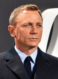 Daniel Craig at the Berlin premiere of Spectre in October 2015