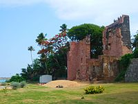 St Thomas Fort