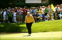 Jack Nicklaus at the 2006 par 3 contest