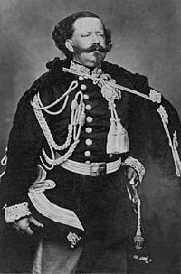 Victor Emmanuel II, the first King of the united Italy